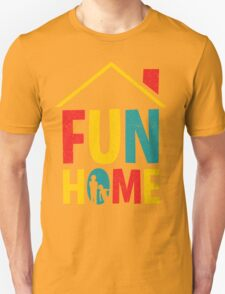 Fun Home Logo Unisex T-Shirt