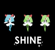 Kirlia - Shine Sticker