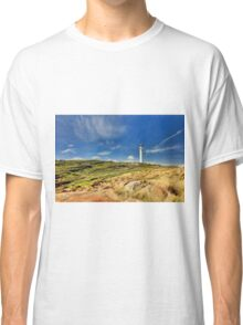 The Lighthouse at Hicks Point Classic T-Shirt