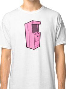 Arcade, Pink Classic T-Shirt