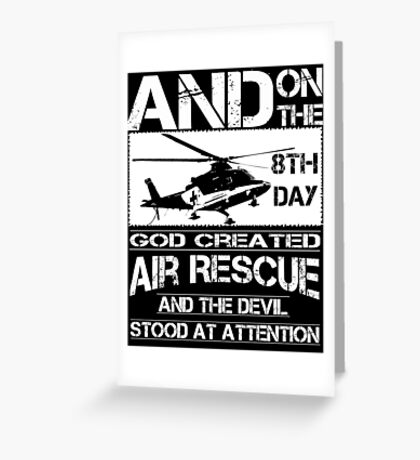Five Fire Assistance Distraught  Greeting Card