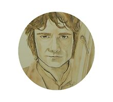Bilbo Baggins by libby95