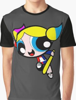 Harley Quinn Bubbles Graphic T-Shirt