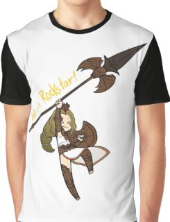 Smite - You is Rockstar! (Chibi) Graphic T-Shirt