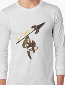 Smite - You is Rockstar! (Chibi) Long Sleeve T-Shirt