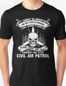 Always Vigilant Air Force  America Auxiliary of the United States Air  T-Shirt