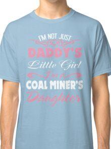 coal miners daughter Hardhat coal miner's wife daughter Classic T-Shirt