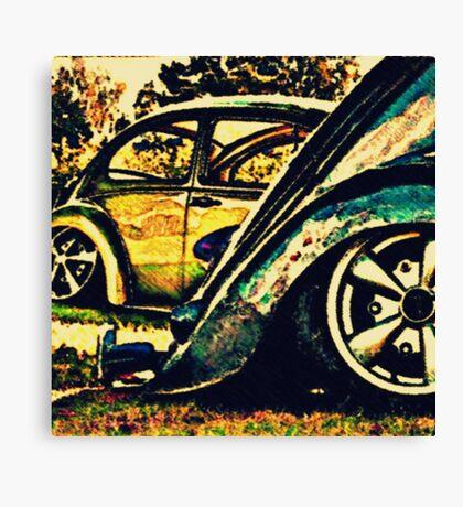 Beetle Mania Canvas Print