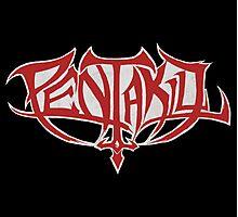 Pentakill Logo Red Photographic Print