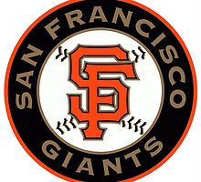 San Francisco Giants by handsdrew