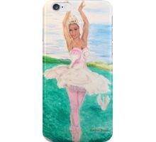 Dancing Swans iPhone Case/Skin