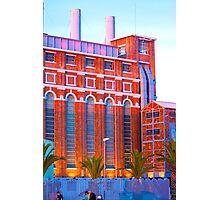 Museu de Electricidade. edp. Lisboa. Photographic Print