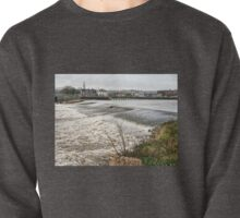 Trews Weir On A Wintery Day Pullover