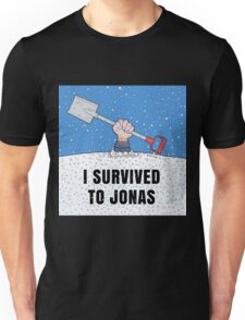 I SURVIVED TO JONAS Unisex T-Shirt