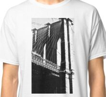 Monochrome Bridge Classic T-Shirt