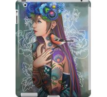 Bullfinch iPad Case/Skin