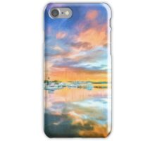 Hobart Sunrise   GO iPhone Case/Skin
