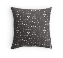 Eames Era Dots 21 Throw Pillow