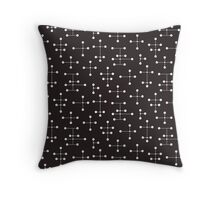 Eames Era Dots 22 Throw Pillow