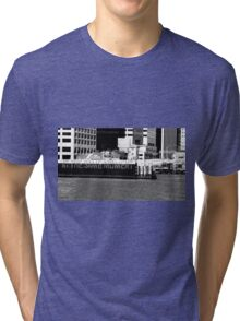 At the Same Moment Tri-blend T-Shirt