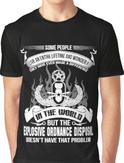 Bigelow  Army Academy Award for Best Picture 2009 71 explosive ordnanc Graphic T-Shirt