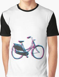 Dutch Bike Graphic T-Shirt