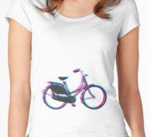 Dutch Bike Women's Fitted Scoop T-Shirt