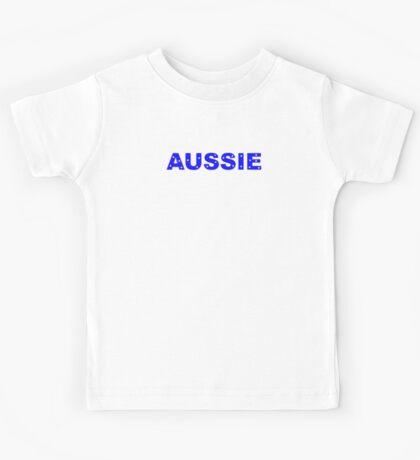 AUSSIE Kids Tee