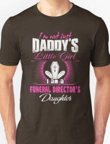 Badass Job funeral director Death funeral director license plate  Unde T-Shirt