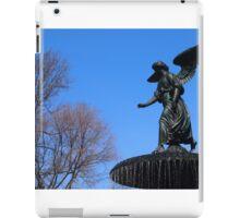 Park Fountain iPad Case/Skin