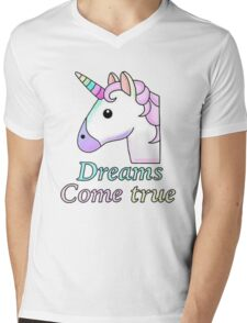 Dreams come true Mens V-Neck T-Shirt