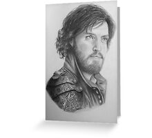 Athos  Greeting Card