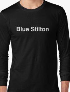 Blue Stilton Long Sleeve T-Shirt