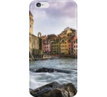 Vernazza Waves iPhone Case/Skin
