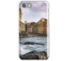 Vernazza Waves iPhone Case/Skin