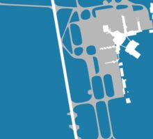MEL - Melbourne International Airport Sticker