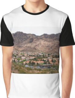 Diorama On Mead Graphic T-Shirt