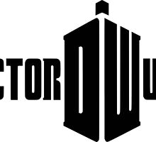 Doctor Who - Logo by 0Chara