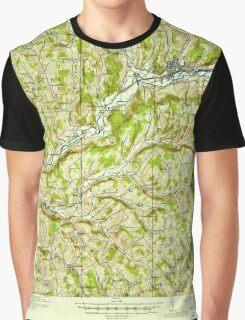 New York NY Oneonta 148056 1915 62500 Graphic T-Shirt