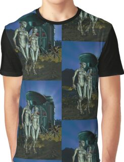 Outcasts Graphic T-Shirt