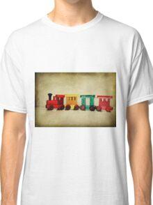 Little choo choo train Classic T-Shirt