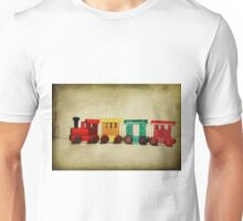 Little choo choo train Unisex T-Shirt