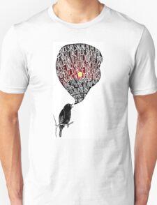 The Beatles Blackbird Unisex T-Shirt