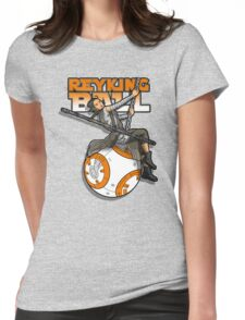 Reyking Ball Womens Fitted T-Shirt