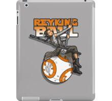Reyking Ball iPad Case/Skin