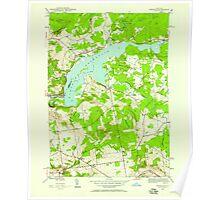 New York NY Hinckley 129857 1946 24000 Poster