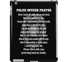 police officer badge police officer t police officer mug police office iPad Case/Skin