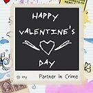 Partner in Crime - Card by SallyDiamonds