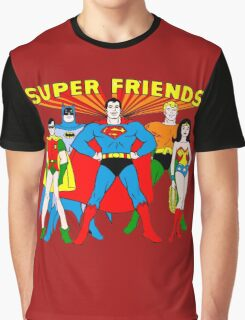 Super Friends Hero Graphic T-Shirt