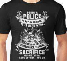 police officer kids police officer mother police officer cousin police Unisex T-Shirt